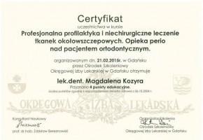 implantologia Gdańsk